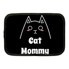 Love My Cat Mommy Netbook Case (medium)  by Catifornia
