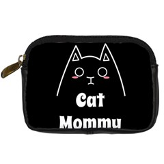 Love My Cat Mommy Digital Camera Cases by Catifornia