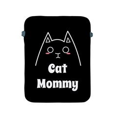 Love My Cat Mommy Apple Ipad 2/3/4 Protective Soft Cases by Catifornia