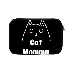 Love My Cat Mommy Apple Ipad Mini Zipper Cases by Catifornia