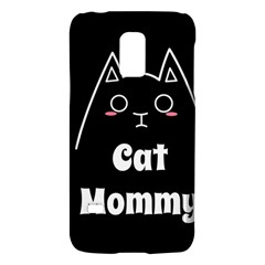 Love My Cat Mommy Galaxy S5 Mini by Catifornia