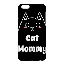 Love My Cat Mommy Apple Iphone 6 Plus/6s Plus Hardshell Case by Catifornia