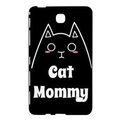 Love My Cat Mommy Samsung Galaxy Tab 4 (8 ) Hardshell Case  by Catifornia