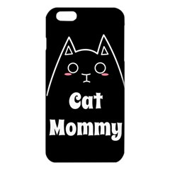 Love My Cat Mommy Iphone 6 Plus/6s Plus Tpu Case by Catifornia