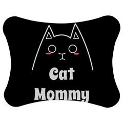 Love My Cat Mommy Jigsaw Puzzle Photo Stand (bow) by Catifornia