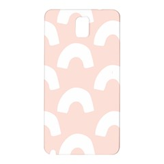 Donut Rainbows Beans Pink Samsung Galaxy Note 3 N9005 Hardshell Back Case by Mariart
