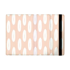 Donut Rainbows Beans White Pink Food Apple Ipad Mini Flip Case