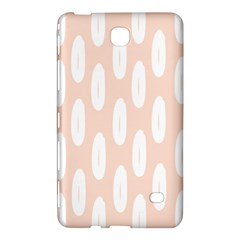Donut Rainbows Beans White Pink Food Samsung Galaxy Tab 4 (7 ) Hardshell Case  by Mariart