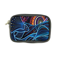 Fish Out Of Water Monster Space Rainbow Circle Polka Line Wave Chevron Star Coin Purse by Mariart