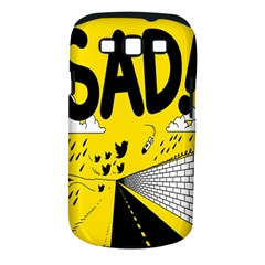 Have Meant  Tech Science Future Sad Yellow Street Samsung Galaxy S Iii Classic Hardshell Case (pc+silicone) by Mariart