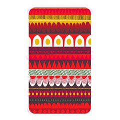Fabric Aztec Red Line Polka Circle Wave Chevron Star Memory Card Reader by Mariart