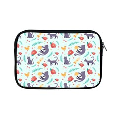 Redbubble Animals Cat Bird Flower Floral Leaf Fish Apple Ipad Mini Zipper Cases