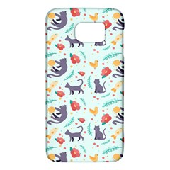 Redbubble Animals Cat Bird Flower Floral Leaf Fish Galaxy S6 by Mariart
