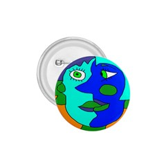 Visual Face Blue Orange Green Mask 1 75  Buttons