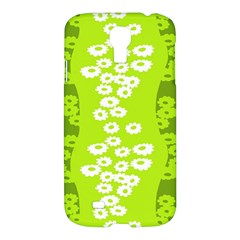 Sunflower Green Samsung Galaxy S4 I9500/i9505 Hardshell Case by Mariart