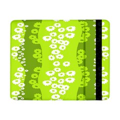 Sunflower Green Samsung Galaxy Tab Pro 8 4  Flip Case by Mariart