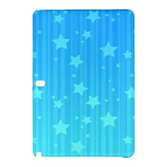 Star Blue Sky Space Line Vertical Light Samsung Galaxy Tab Pro 10 1 Hardshell Case by Mariart