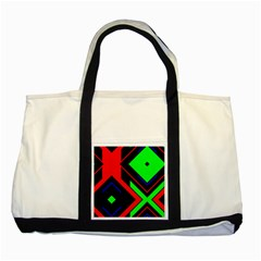 Desert Eagle Bronze Deco Pattern Texture Two Tone Tote Bag by Mariart
