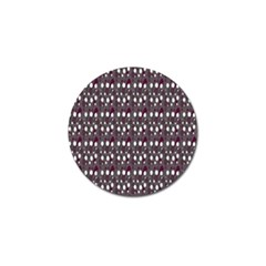 Circles Dots Background Texture Golf Ball Marker (10 Pack) by Mariart