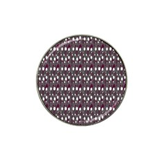 Circles Dots Background Texture Hat Clip Ball Marker (10 Pack) by Mariart