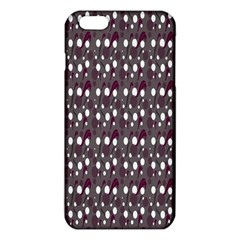 Circles Dots Background Texture Iphone 6 Plus/6s Plus Tpu Case by Mariart