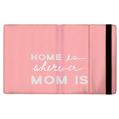 Home Love Mom Sexy Pink Apple Ipad 2 Flip Case by Mariart