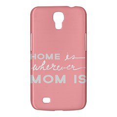 Home Love Mom Sexy Pink Samsung Galaxy Mega 6 3  I9200 Hardshell Case by Mariart