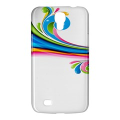 Colored Lines Rainbow Samsung Galaxy Mega 6 3  I9200 Hardshell Case by Mariart