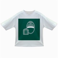 Laughs Funny Photo Contest Smile Face Mask Infant/toddler T Shirts