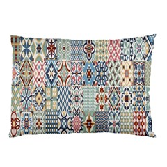 Deco Heritage Mix Pillow Case by Mariart