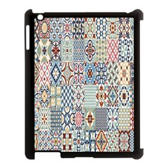 Deco Heritage Mix Apple Ipad 3/4 Case (black) by Mariart