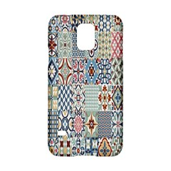 Deco Heritage Mix Samsung Galaxy S5 Hardshell Case  by Mariart