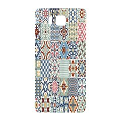 Deco Heritage Mix Samsung Galaxy Alpha Hardshell Back Case by Mariart