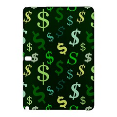 Money Us Dollar Green Samsung Galaxy Tab Pro 10 1 Hardshell Case by Mariart