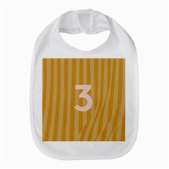 Number 3 Line Vertical Yellow Pink Orange Wave Chevron Amazon Fire Phone by Mariart