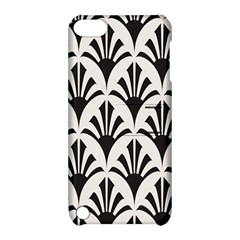 Parade Art Deco Style Neutral Vinyl Apple Ipod Touch 5 Hardshell Case With Stand by Mariart