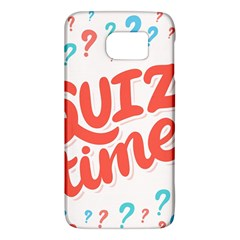 Question Mark Quiz Time Galaxy S6 by Mariart