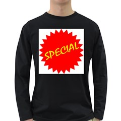 Special Sale Spot Red Yellow Polka Long Sleeve Dark T Shirts