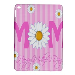 Valentine Happy Mothers Day Pink Heart Love Sunflower Flower Ipad Air 2 Hardshell Cases by Mariart