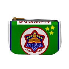 Tel Aviv Coat Of Arms  Mini Coin Purses by abbeyz71