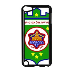 Tel Aviv Coat Of Arms  Apple Ipod Touch 5 Case (black) by abbeyz71