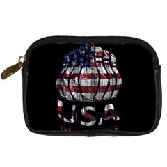 Usa Bowling  Digital Camera Cases by Valentinaart