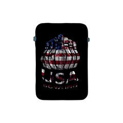 Usa Bowling  Apple Ipad Mini Protective Soft Cases by Valentinaart
