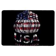 Usa Bowling  Ipad Air Flip by Valentinaart