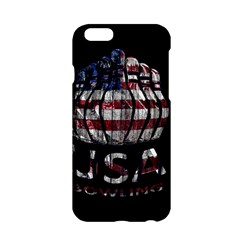 Usa Bowling  Apple Iphone 6/6s Hardshell Case by Valentinaart