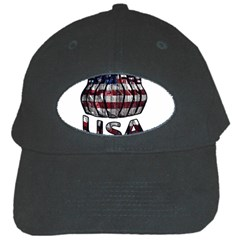 Usa Bowling  Black Cap
