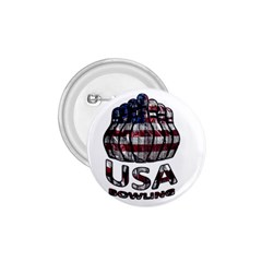 Usa Bowling  1 75  Buttons by Valentinaart