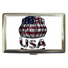 Usa Bowling  Cigarette Money Cases by Valentinaart