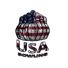 Usa Bowling  5 5  X 8 5  Notebooks by Valentinaart
