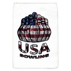 Usa Bowling  Flap Covers (l)  by Valentinaart